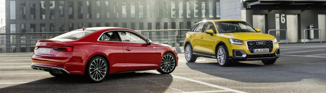 essai routier Audi