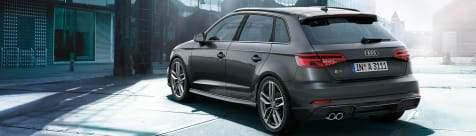 Audi A3 arrière