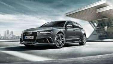 Audi avant RS 6