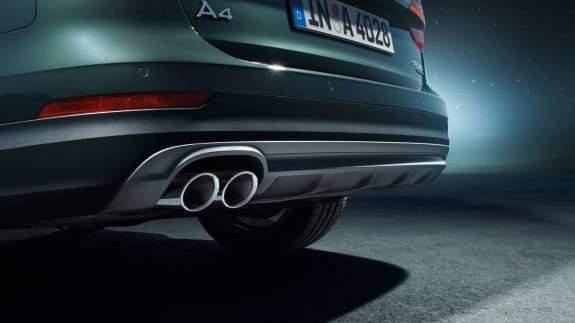 Echappement Audi A4 Allroad