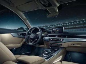 Tableau de bord Audi A4