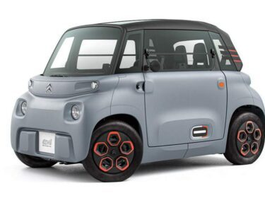 Citroën Ami électrique