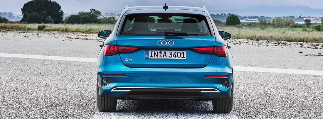 Nouvelle Audi a3 2020