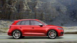 Nouvelle Audi SQ 5