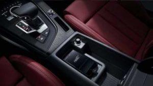 Levier de vitesse Audi A5
