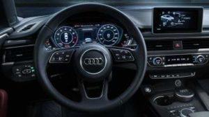 Tableau de bord Audi A5
