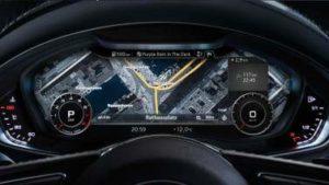 Virtual Cockpit Audi A5