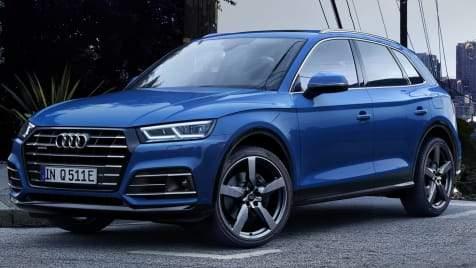 Audi Q5 55 TFSI