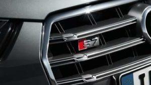Calandre Audi S7