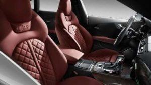 intérieur Audi S7