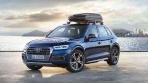 Audi Q5 coffre de toit