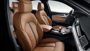 Audi A8 siege cuir
