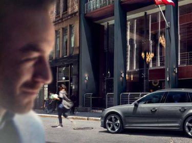 Label Audi occasion Plus