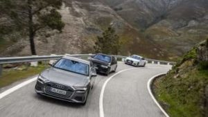 La gamme des Audi A6