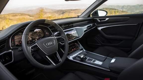 Audi A6 intérieur