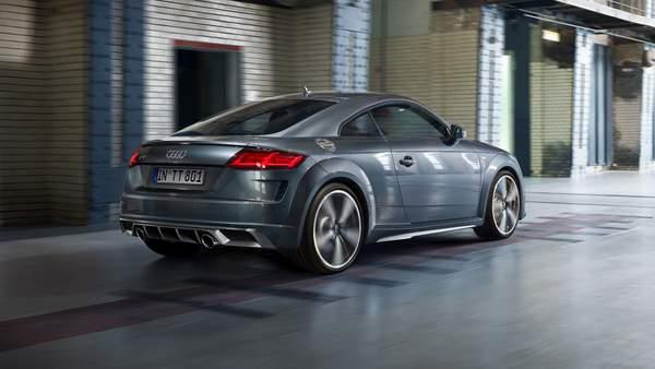 Audi TT arrière