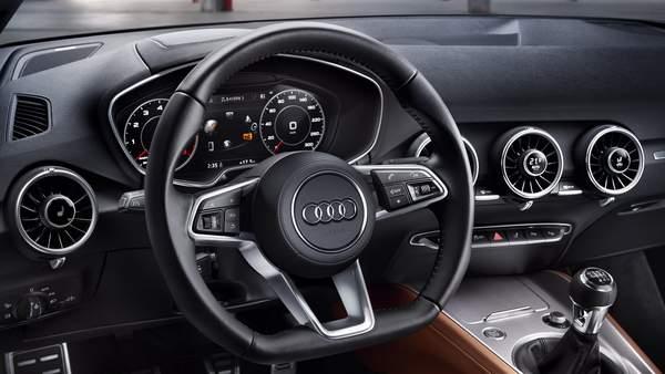 Tableau de bord Audi TT