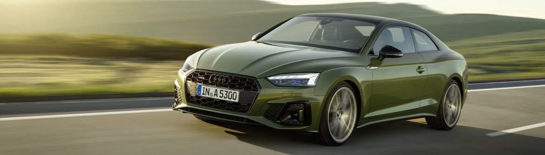 Audi A5 coupé neuve