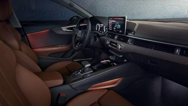 Intérieur de l'Audi A5