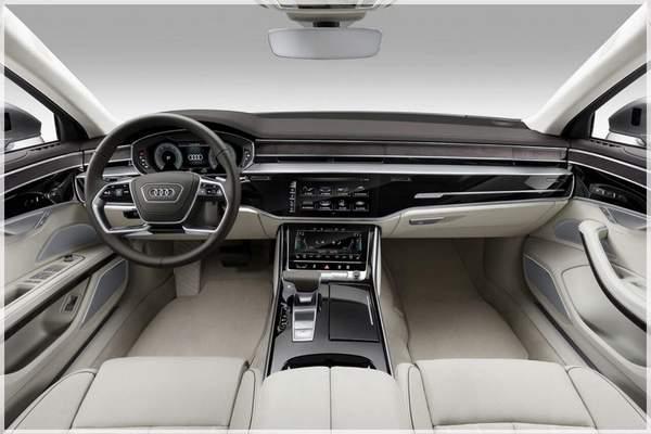 Audi A7 intérieur
