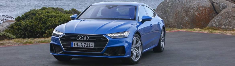 Audi A7 neuve