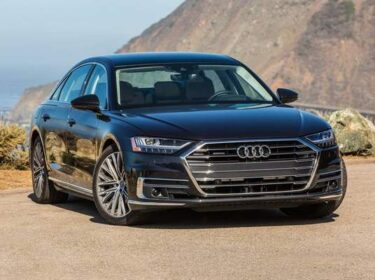 Audi A8 occasion