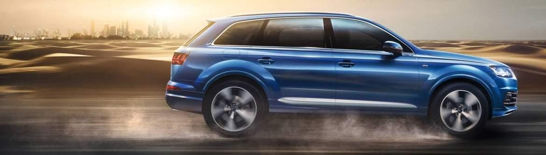 Audi Q7 neuve