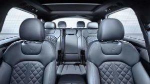 Intérieur Audi SQ7