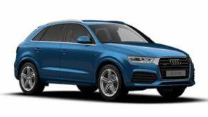 Offre Audi Q3 neuf pour les entreprises