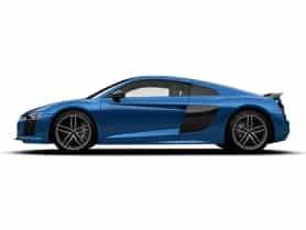 Audi Quattro R8