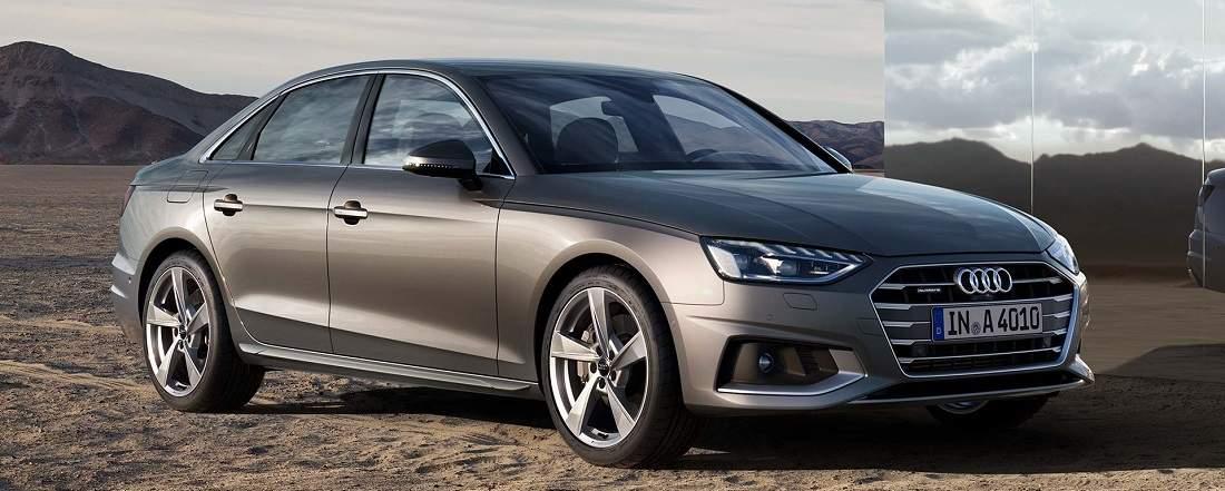 Ventes aux entreprises et flottes de voiture Audi
