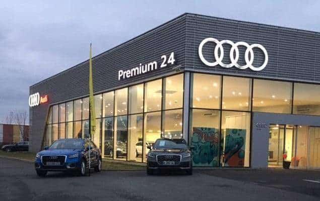 Audi Premium 24