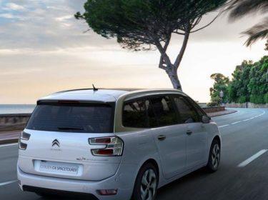 Citroën Grand C4 Picasso occasion