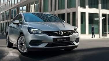 Opel Astra Extérieur