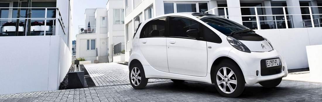 Citroën C-Zero Citadine électrique en nouvelle Aquitaine