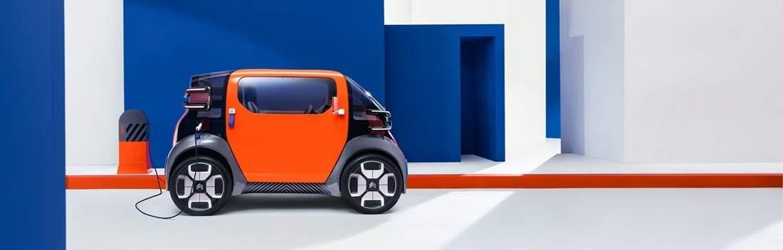 Citroën Ami neuve