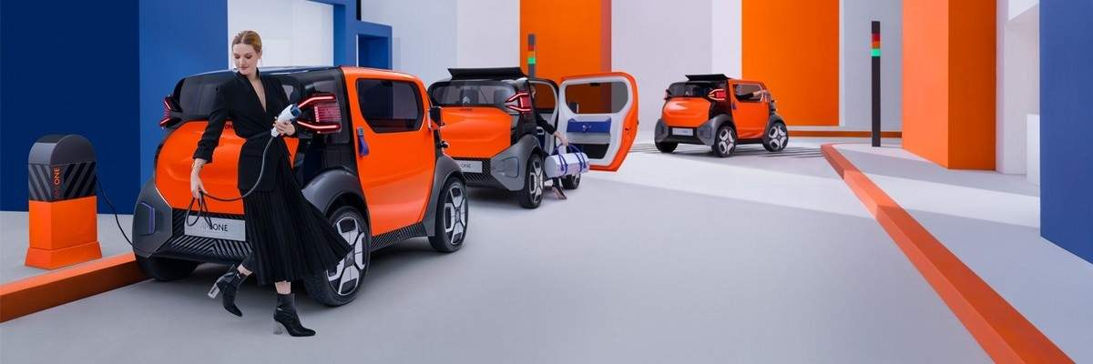 Citroën Ami voiture électrique