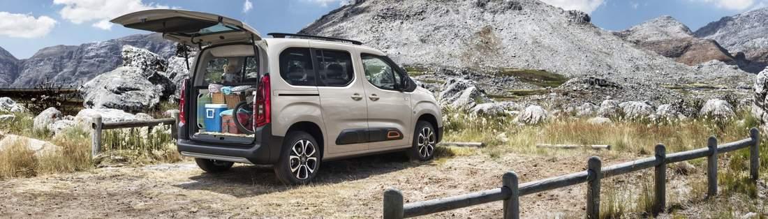 Citroën Berlingo neuf