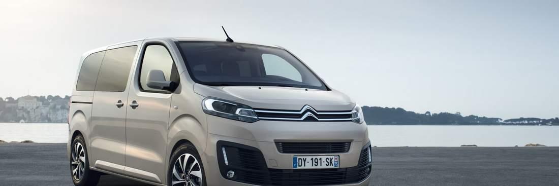 Citroën Spacetourer neuf