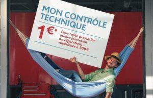 Contrôle technique Citroën