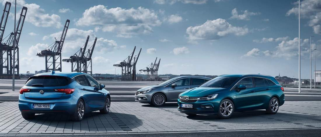 Financement Opel