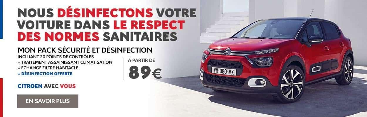 Offre après-vente Citroën