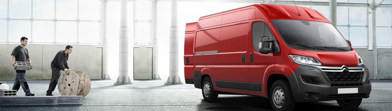 Offre Citroën entreprise