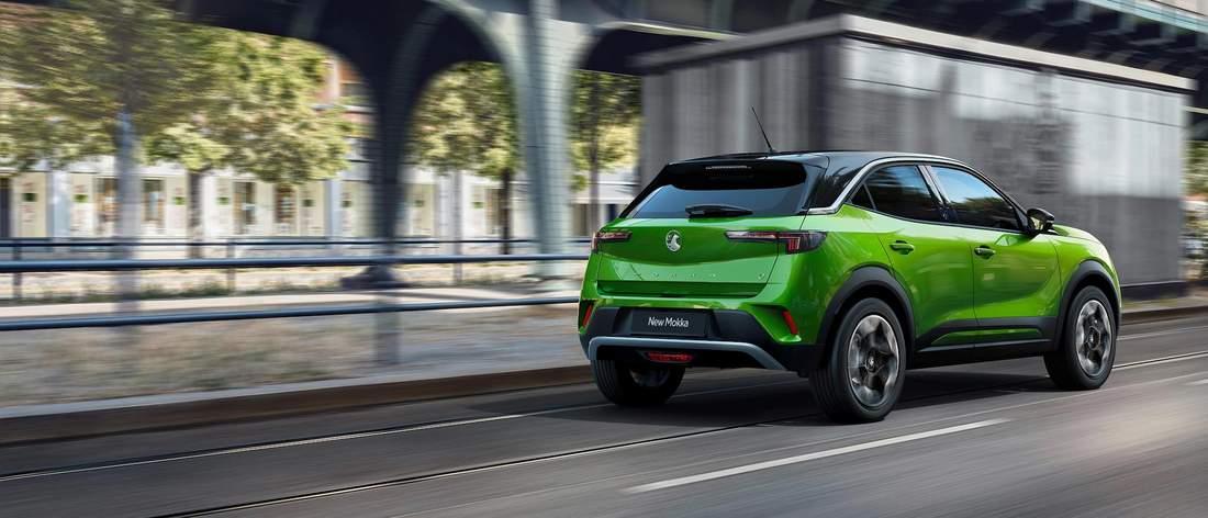Ventes Opel aux entreprises
