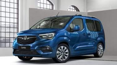 Opel Combo Life extérieur
