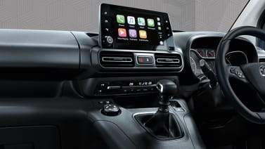 Opel Combo Life Intérieur