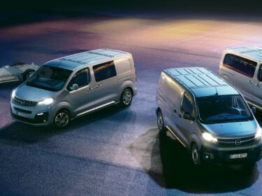 Utilitaire Opel camionnette & fourgonnette