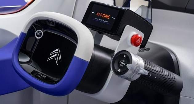 Volant Citroën Ami