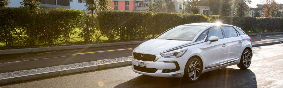 DS 5 Occasion