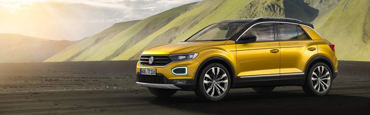 Volkswagen T Roc neuve